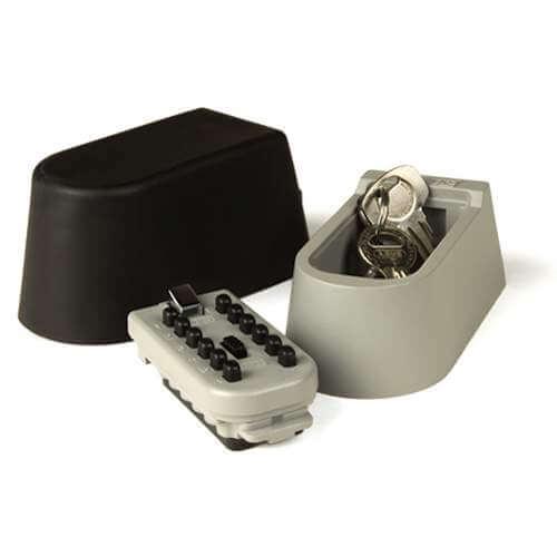 BURTONKG -  Schlüsseltresor für briefkasten - schlüsseltresor magnetische