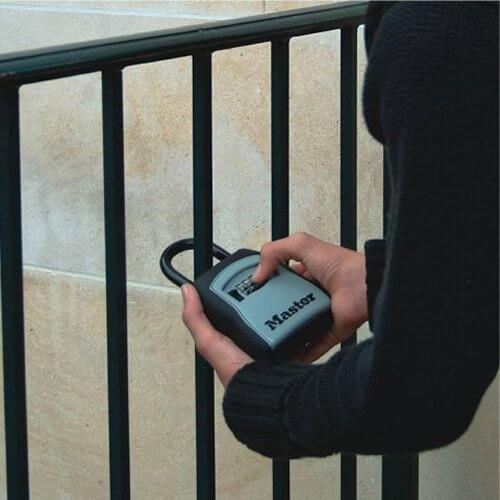 MLK5400D - Schluesseltresor -  Schlüsseltresor für briefkasten