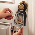 MLK5400D, Schlüsseltresor für briefkasten - Schlüsseltresor mit zahlencode