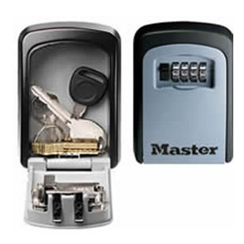 MLK5401D -  Schlüsseltresor für briefkasten - Schlüsseltresor außen