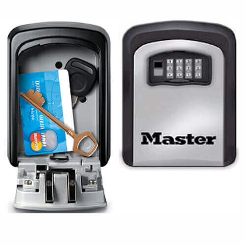 MLK5403 - Schlüsseltresor mit zahlenschloss - Schluesseltresor