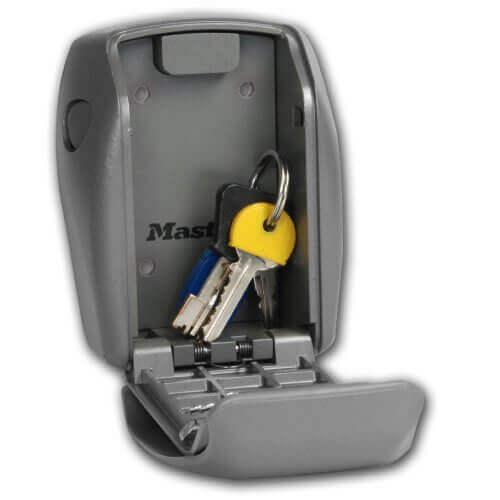 MLK5415 - Schlüsseltresor mit code - Schlüsseltresor für milchkasten