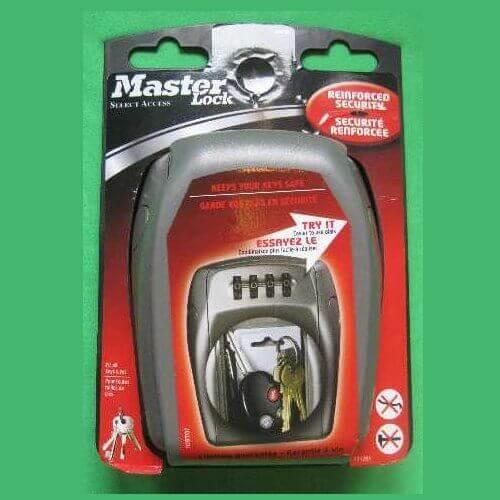 MLK5415,Schluesseltresor - Schlüsseltresor außen
