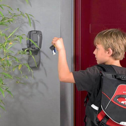 MLK5415 -  Schlüsseltresor für briefkasten - Schlüsseltresor außen