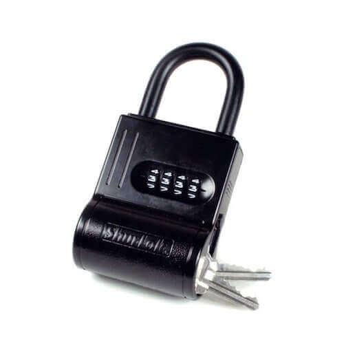 SL200 - schlüsseltresor magnetische - Schlüsseltresor mit zahlenschloss