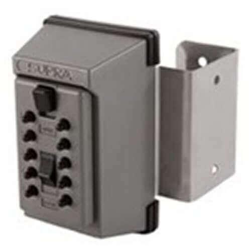 SUPRAJ5,Schlüsseltresor mit code -  Schlüsseltresor für briefkasten