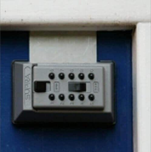 SUPRAJ5,Schlüsseltresor mit zahlenschloss - Schlüsseltresor mit zahlenschloss