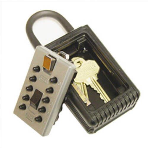 SUPRAPORT,Schluesseltresor - Schlüsseltresor für milchkasten