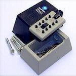 Supra S5 -  Schlüsseltresor für briefkasten - Schlüsseltresor