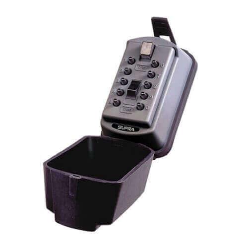 SUPRAS6 - schlüsseltresor magnetische -  Schlüsseltresor für briefkasten