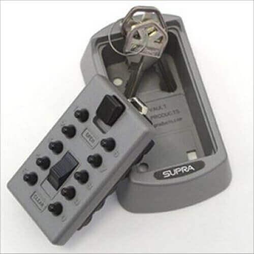 SUPRAS6, Schlüsseltresor für briefkasten - Schlüsseltresor