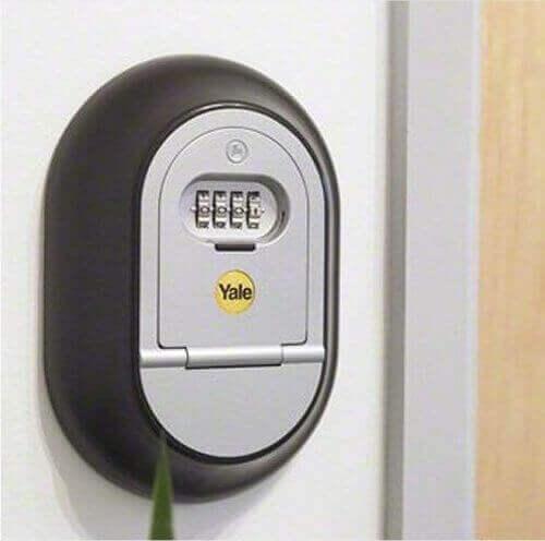 Y500, Schlüsseltresor für briefkasten - Schlüsseltresor mit zahlencode