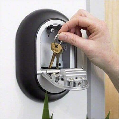 Y500 - Schlüsseltresor für auto - Schlüsseltresor mit code