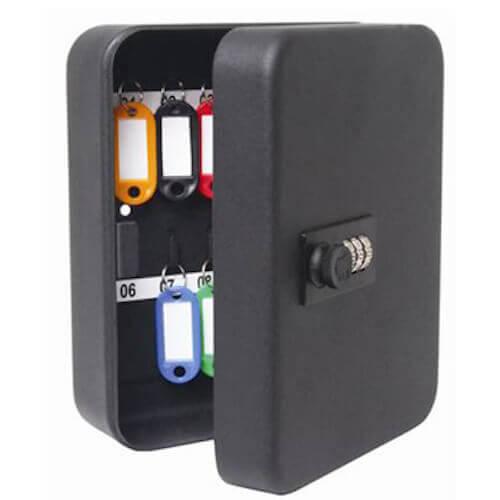 YKC20 - Schlüsseltresor mit code -  Schlüsseltresor für briefkasten