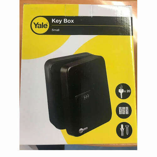 YKC20,schlüsseltresor magnetische - Schlüsseltresor mit zahlenschloss